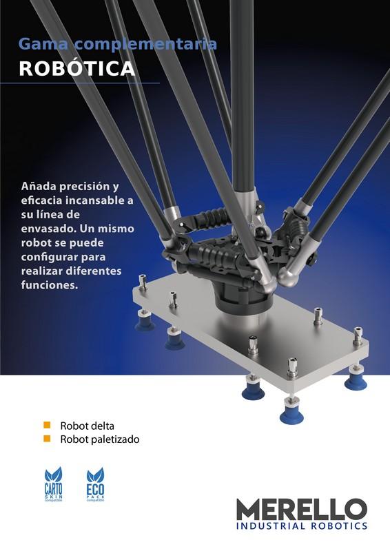 Robótica Catálogo